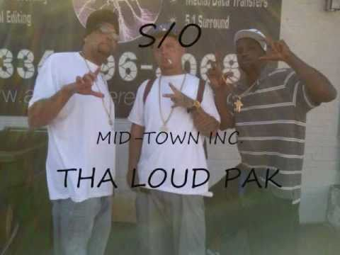 MID-TOWN MONEY GANG - MID-TOWN BOUND (2011)
