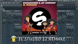 Bassjackers & Jay Hardway - El Mariachi (EdraGhifarri Remake) +FREE FLP DOWNLOAD