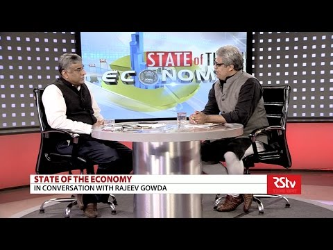 State of the Economy with - Rajeev Gowda