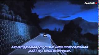 Initial D - Fourth Stage Episode 04 Sub Indo