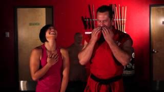 Master Ken vs. The Karate Hottie 2 (Outtakes)