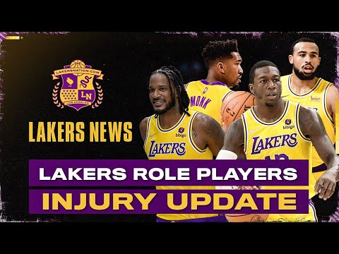 Lakers Injury Update Another Player Out Opening Night