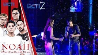 RCTI MUSIC FEST - NOAH ARIEL FeaT SHERYL