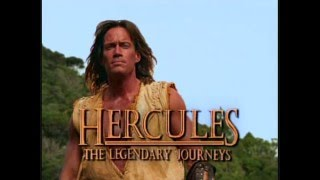 Hercules The Legendary Journeys tv series with theme song