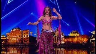ČESKO SLOVENSKO MÁ TALENT 2018 - Shehzi Belly Dance