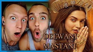 Deewani Mastani | Official Video Song | Bajirao Mastani | Deepika Padukone | Reaction by RnJ