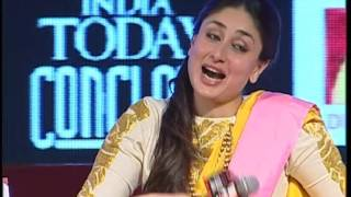 India Today Conclave 2012: Kareena Kapoor QnA