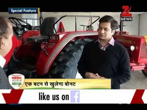 Xxx Mp4 Mahindra Samriddhi India Agri Awards 2015 Know The Features Of Mahindra S Arjun Novo Tractor 3gp Sex