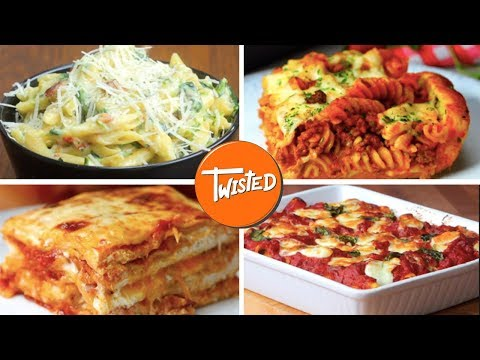 10 Italian Inspired Meals   Twisted
