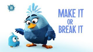 Angry Birds Blues | Make It Or Break It - S1 Ep18 #NEW