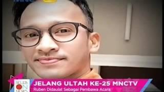 Ruben Onsu Sang Pemandu Acara  - Seleb On News (6/10)