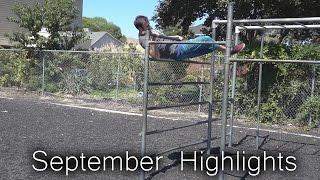 September Free Running Highlights 2016