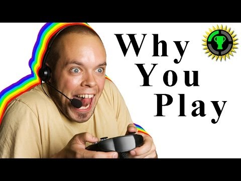 Xxx Mp4 Game Theory Why You Play Video Games 1 Million Subscriber Special 3gp Sex