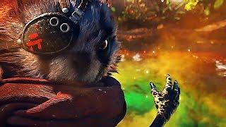 BIOMUTANT Gameplay Trailer (Gamescom 2017)