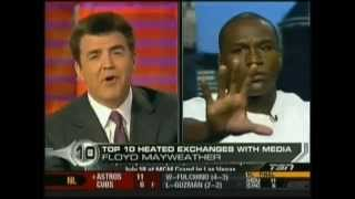 Top 10 Sports Interviews Gone Bad
