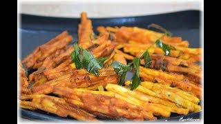 തലശ്ശേരി സ്പെഷ്യൽ കോഴിക്കാൽ /Thalassery Special Kozhikkaal /Tapioca Fritters/ Recipe 4