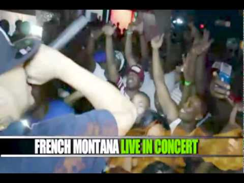 FRENCH MONTANA IN PITTSBURGH!!!!!