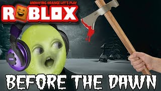 ROBLOX: Before The Dawn REDUX! [Gaming Grape Plays]