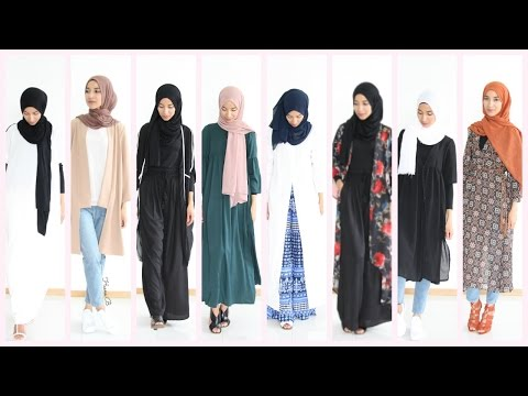 Hijab Lookbook : 13 outfit ideas Shein