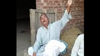 OLD Talent in Punjab/ Beautiful Poetry/ Sufiyana kalam 2017/ Must Watch