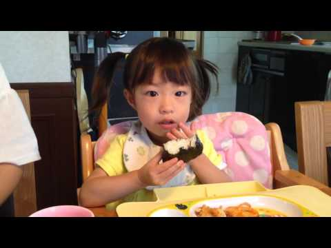 My Japanese daughter is so cute! like actress!