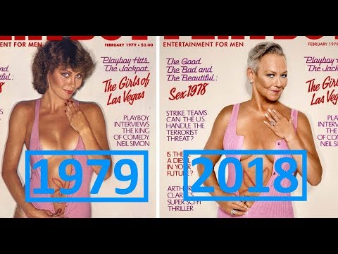 Xxx Mp4 7 Playboy's Playmates Recreate Than And Now How They Change After 30 Years 3gp Sex