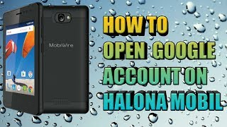 How to bypass google account halona mobil