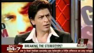 Dr. Zakir Naik, Shahrukh Khan, Soha Ali Khan on NDTV with Barkha Dutt.PART-1