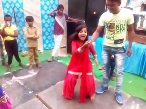 Super 5yrs Baby Girl Dance like Sapna