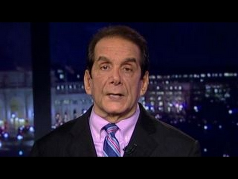 Krauthammer analyzes the US Iran tensions under Trump