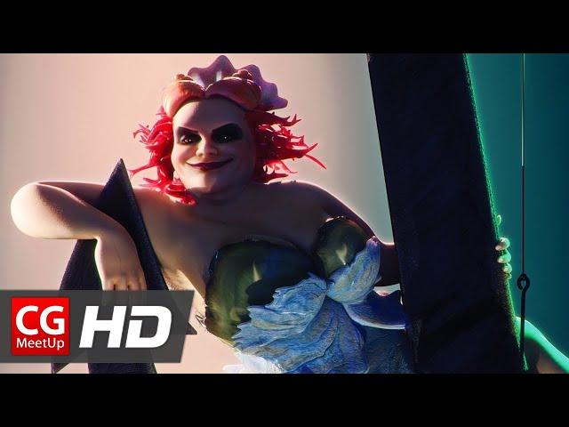 "CGI Animated Short Film: ""Ulysse Short Film"" by Ulysse Team"