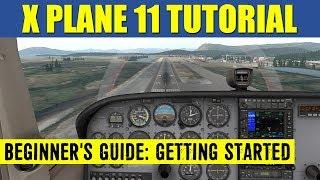 X Plane 11 Beginner