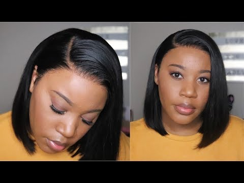 Xxx Mp4 This A Wig 😱😍🙌🏾 I Natural Everyday Bob I EvaWigs 3gp Sex
