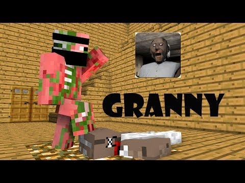 Xxx Mp4 Monster School GRANNY HORROR GAME CHALLENGE Minecraft Animation 3gp Sex
