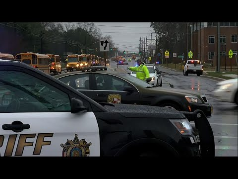 Xxx Mp4 Parents Anxious After 3 Hurt In School Shooting 3gp Sex