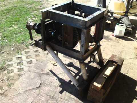 Budowa wciagarki