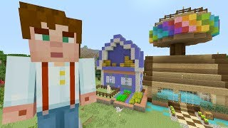 Minecraft Xbox - My Story Mode House - Dangerous Experiment