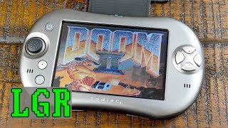 Tapwave Zodiac: The Failed 2003 Gaming PDA