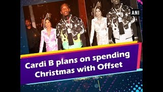 Cardi B plans on spending Christmas with Offset