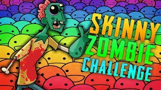 Skinny Zombie Challenge (Call of Duty Custom Zombies)