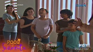Poor Señorita: Welcome sa bagong palasyo!