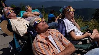 Solar Eclipse: Views and Reactions From Coast to Coast