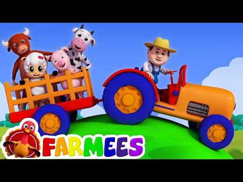 Xxx Mp4 Old MacDonald Had A Farm Nursery Rhymes 3D Rhymes Children Song By Farmees S01E146 3gp Sex