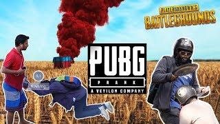 PUBG Prank   Veyilon Entertainment