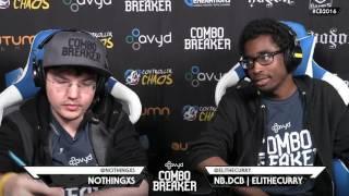 Combo Breaker 2016: KoF XIII ~ Top 8