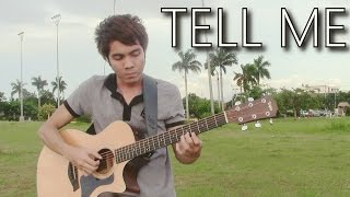 Tell me - Side A/Joey Albert (fingerstyle guitar cover)