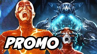 The Flash 3x22 Promo - The Truth Of Savitar Revealed