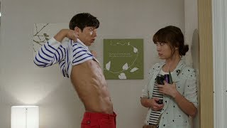 125 - GONG YOO CHOCOLATES ABS? how did he get them?