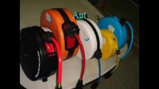 Auto-Rewinder Air Hose Reel - Retractable Air Hose Reel/Balancer, Auto Air Hose Winder Plant/Factory