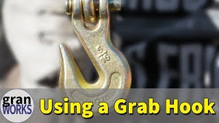 How to Use a Grab Hook | Quick Tip